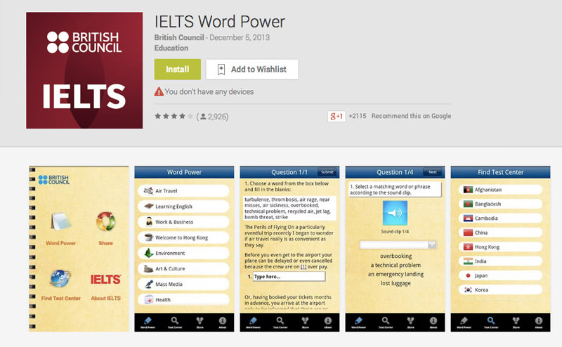 ielts-word-power
