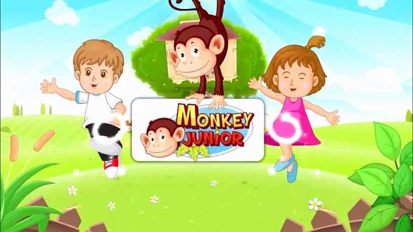 Ứng dụng Monkey Junior học tiếng anh cho bé