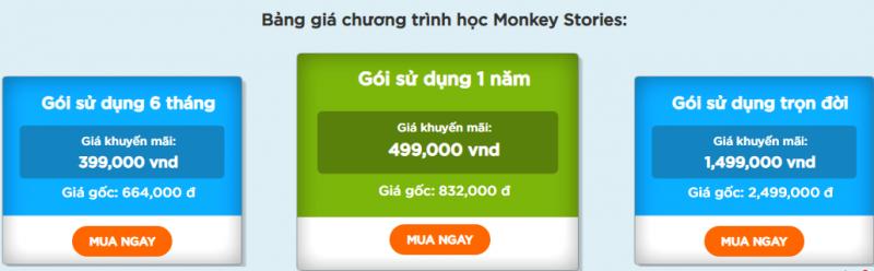 Bảng-giá-Monkey-Stories
